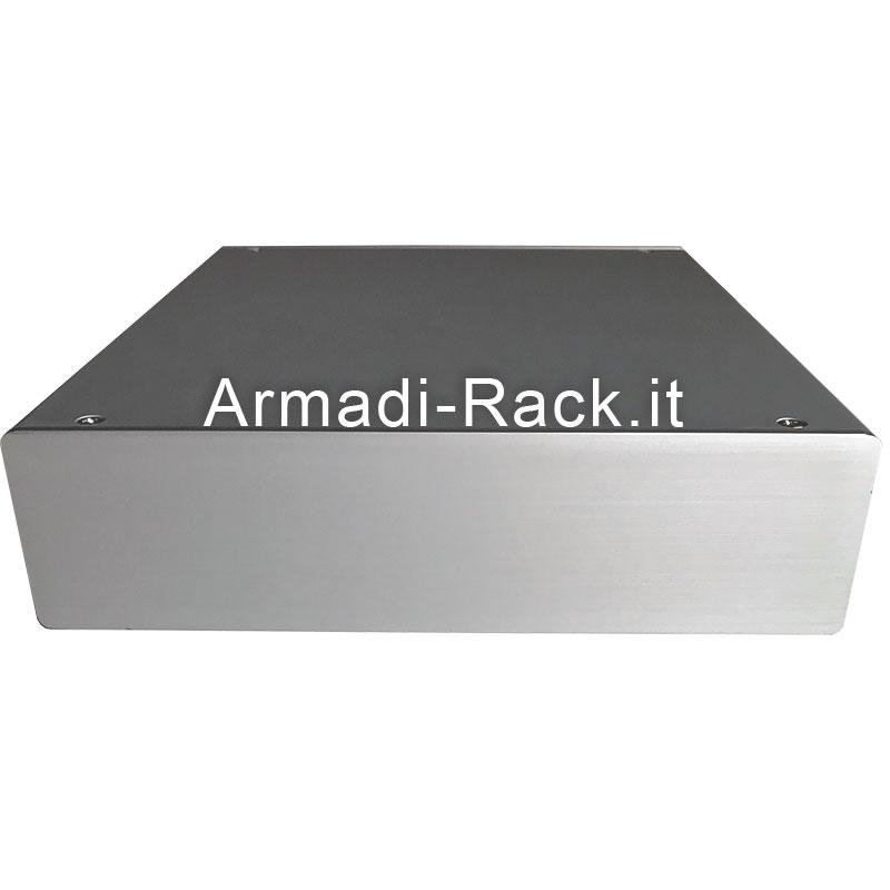 Contenitori per elettronica in alluminio