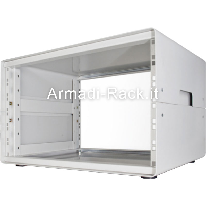 "robusti contenitori rack da scrivania, 19"", 84hp, 60hp, 42hp"