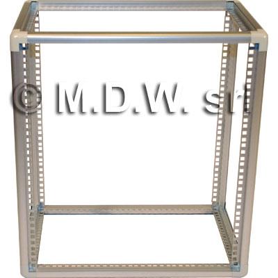 """telai rack per contenitori elettronica, open frame 19"""""""