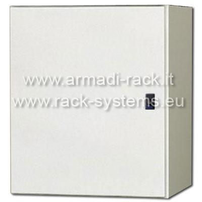 Base di dimensioni 800L x 700H x 500P con piastra interna 750 x 612