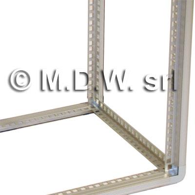 Contenitore per elettronica largo 60TE , desktop cabinets, MODULRACK 5U 263 X 402 X 436