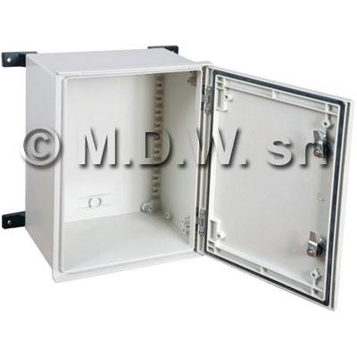 Armadio Elettrico Per Esterno.Armadi Rack It Cassette In Poliestere Per Elettronica Uso Esterno Ip 66 Ed Ip 55