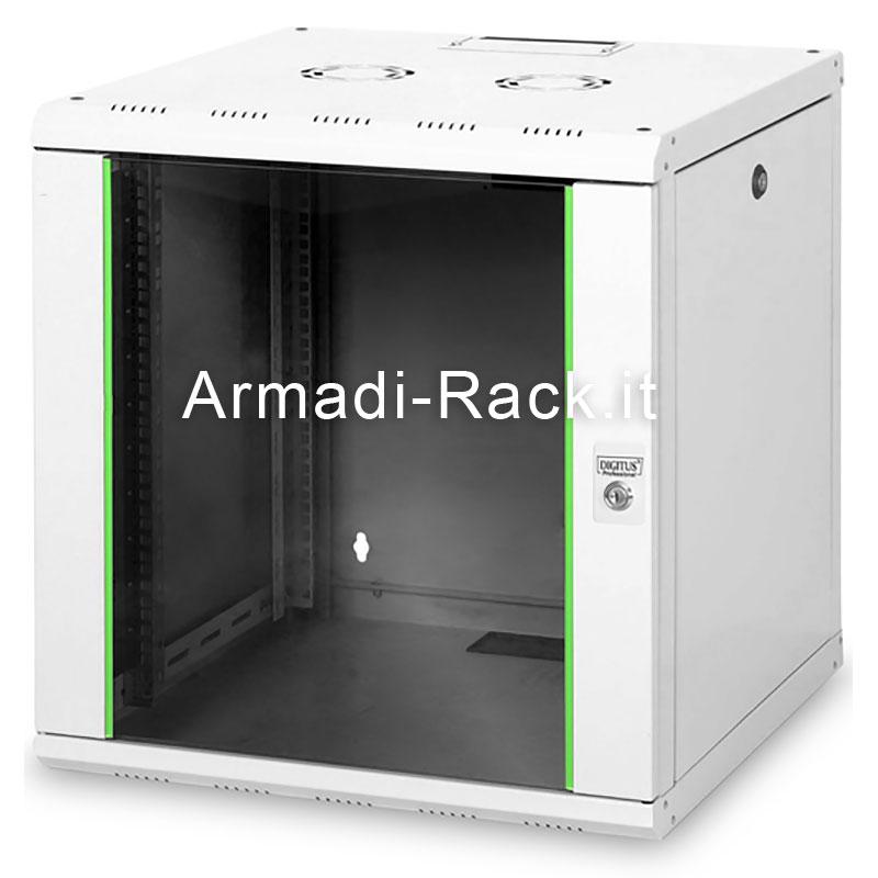 Armadio 12 unita' da muro linea soho (a)643 x (l)600 x (p)600 mm. colore grigio chiaro