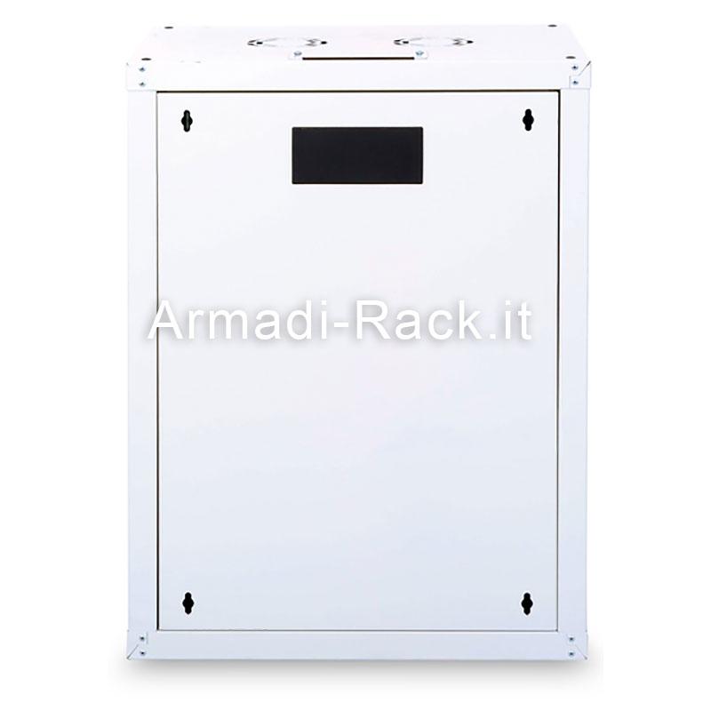 Armadio 16 unita' da muro linea soho (a)820 x (l)600 x (p)450 mm. colore grigio chiaro