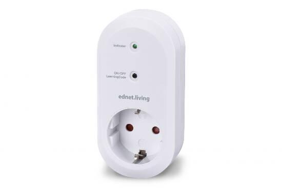 Presa elettrica a controllo remoto per smartphone (ricevitore)