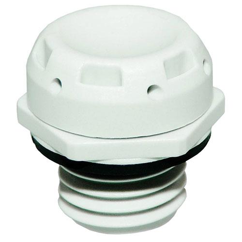 compensatore di pressione anticondensa Wiska EVPS 12 colore RAL 7035