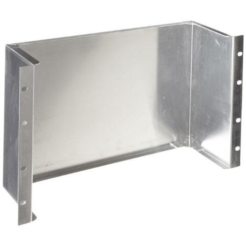 Armadi In Alluminio Anodizzato Per Esterno.Pannello Rack Incassato 6 Unita 10 5 Pollici In Alluminio
