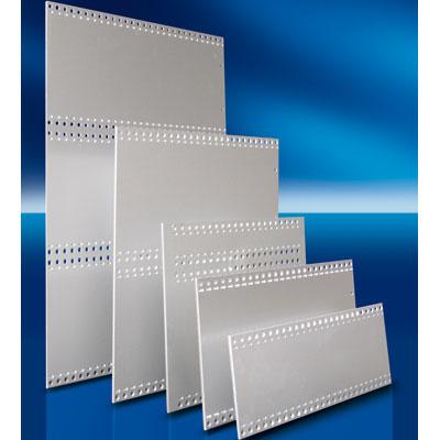 parete laterale in alluminio piana