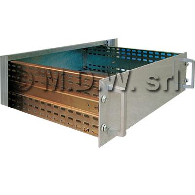 Contenitore rack a cassetto estraibile 7U-460