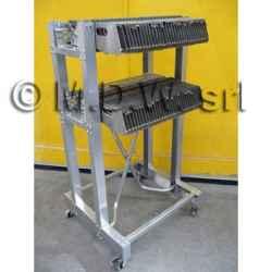 Porta caricatori per componenti SMD in bobine
