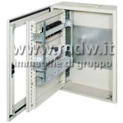 Quadro con porta con oblo' mis. 760Lx880Hx250