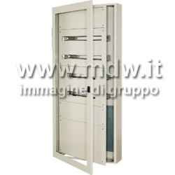 Quadro con porta con oblò mis. 760Lx1480Hx200