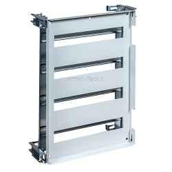 Kit telaio e supporti per 3 barre DIN da 16 posizioni in cassetta GN504015 e GN504020