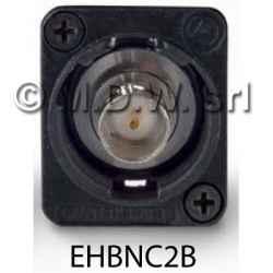 Connettore passante BNC F/F 3Ghz
