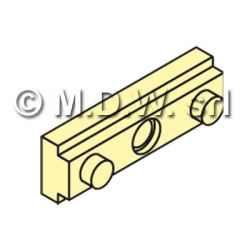 I-FI Inserto di fissaggio per impugnatura tipo IM-T2 ed IM-T3